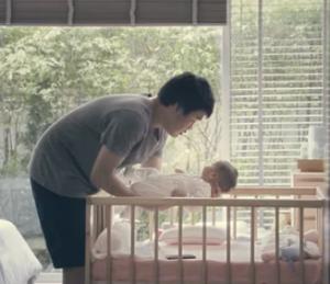 赤ちゃん抱っこ 画像